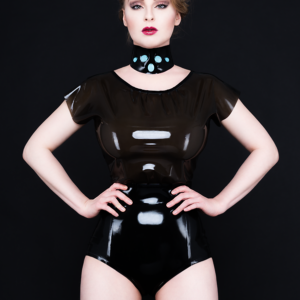Seducement Body_Spikes'n'Stripes_Maniac Latex