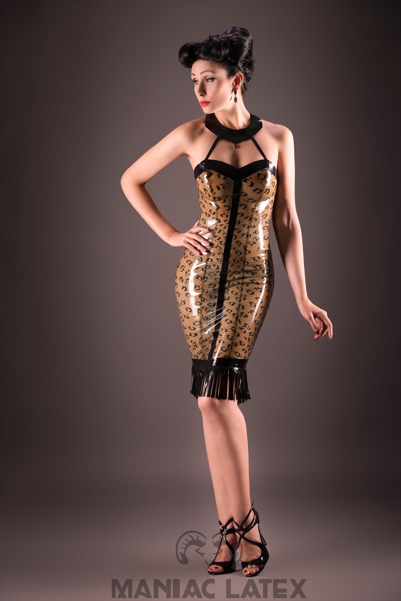 Arrow Dress (1)_Big City Life_Maniac Latex
