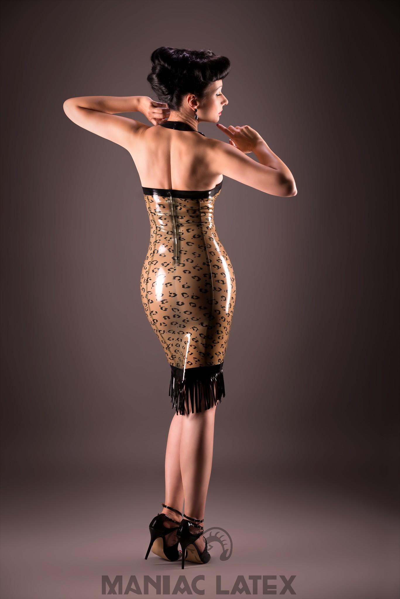 Arrow Dress_Big City Life_Maniac Latex
